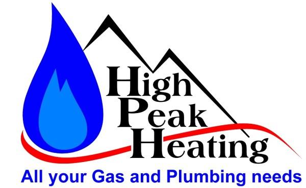 High peak logo