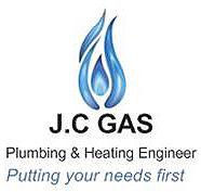 J C Gas logo
