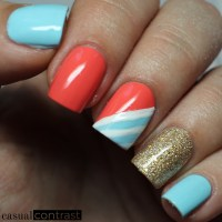 OPI Retro Summer stripes 1