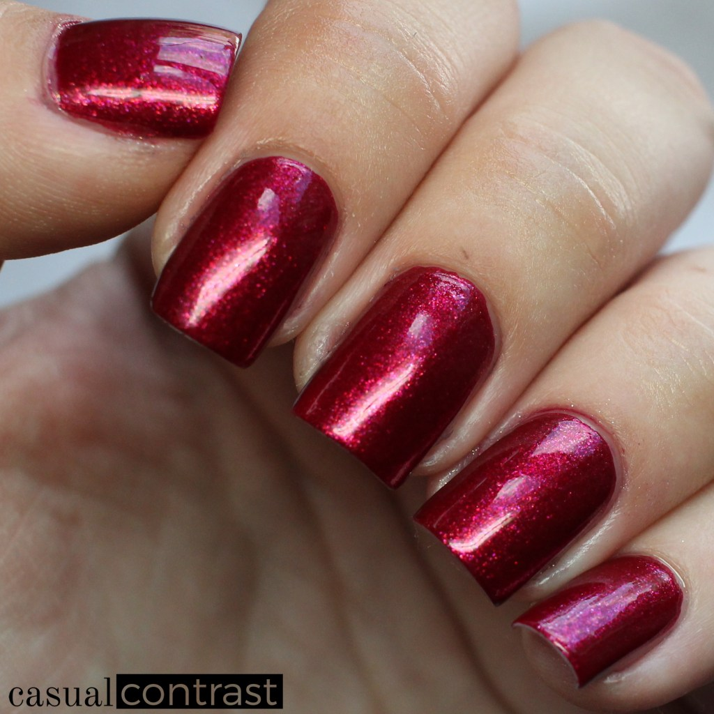 Zoya Ash the Zoya Urban Grunge Collection • Casual Contrast