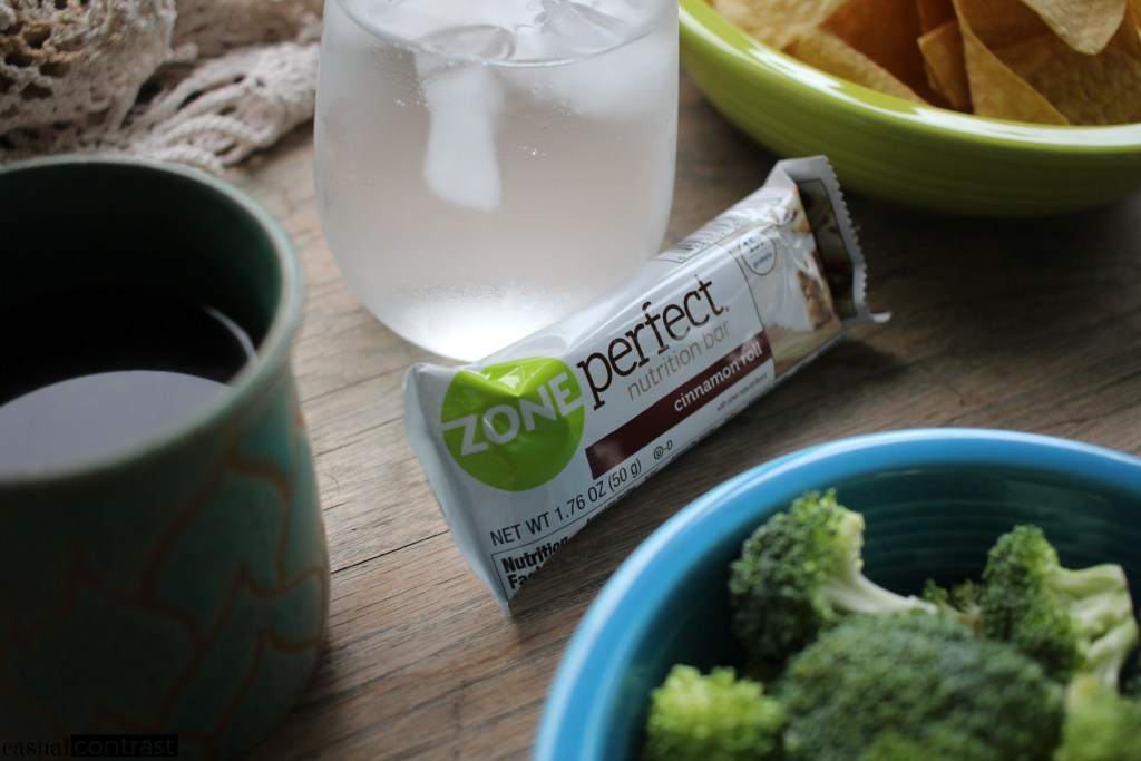#LittleWins with ZonePerfect Nutrition Bars • Casual Contrast