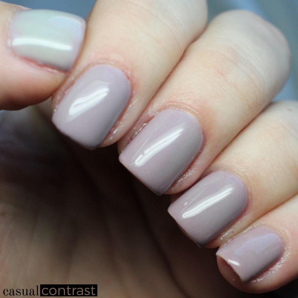 LeChat Island Wonder cold state - LeChat Perfect Match Mood Color Changing Gel Polish: Swatches & Review • Casual Contrast