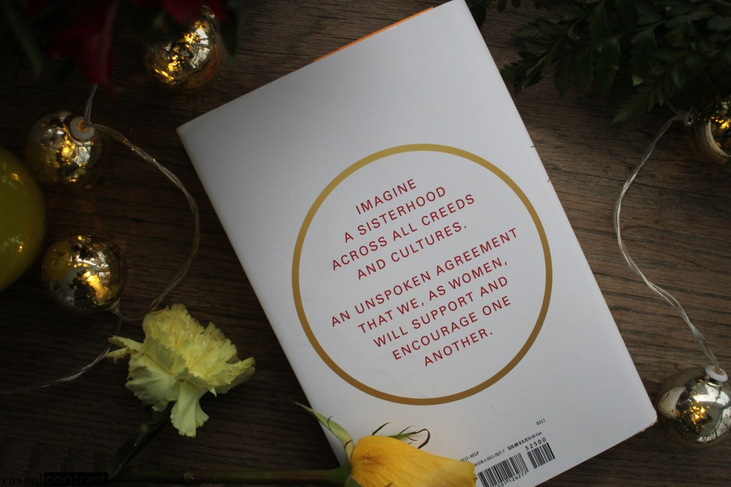 We: A Manifesto for Women Everywhere by Gillian Anderson & Jennifer Nadel • Casual Contrast