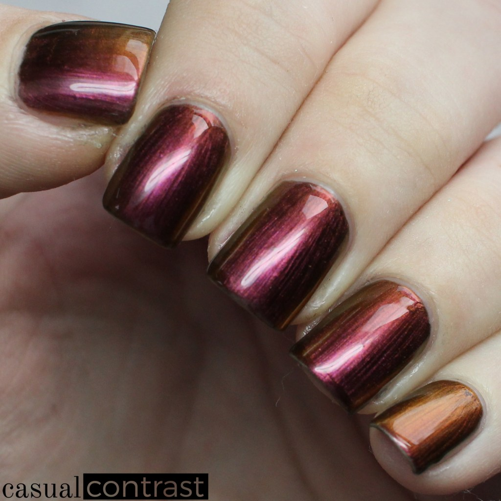 KBShimmer It's A Blazing from the KBShimmer NEW Multi Chromes • Casual Contrast