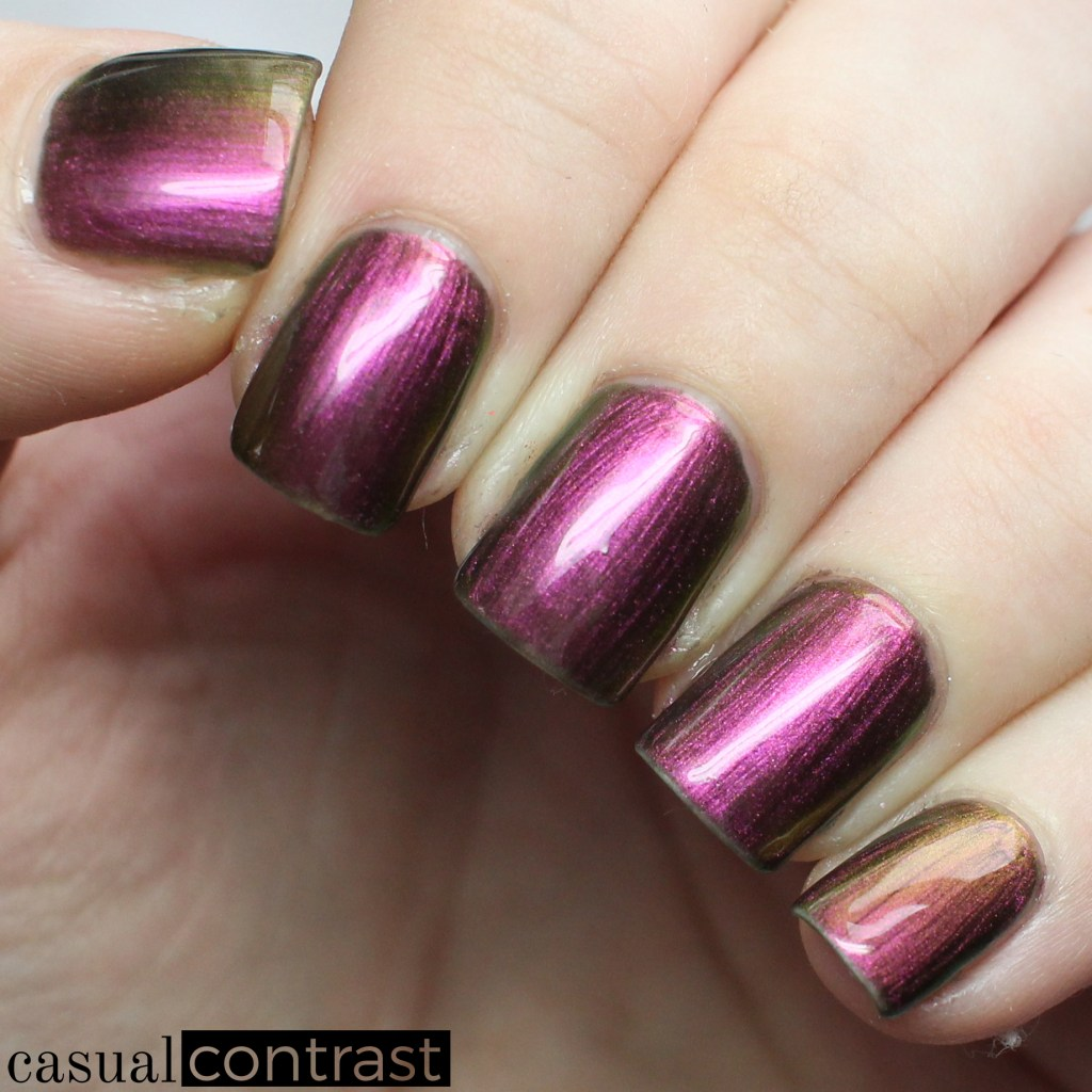 KBShimmer Puns And Roses from the KBShimmer NEW Multi Chromes • Casual Contrast