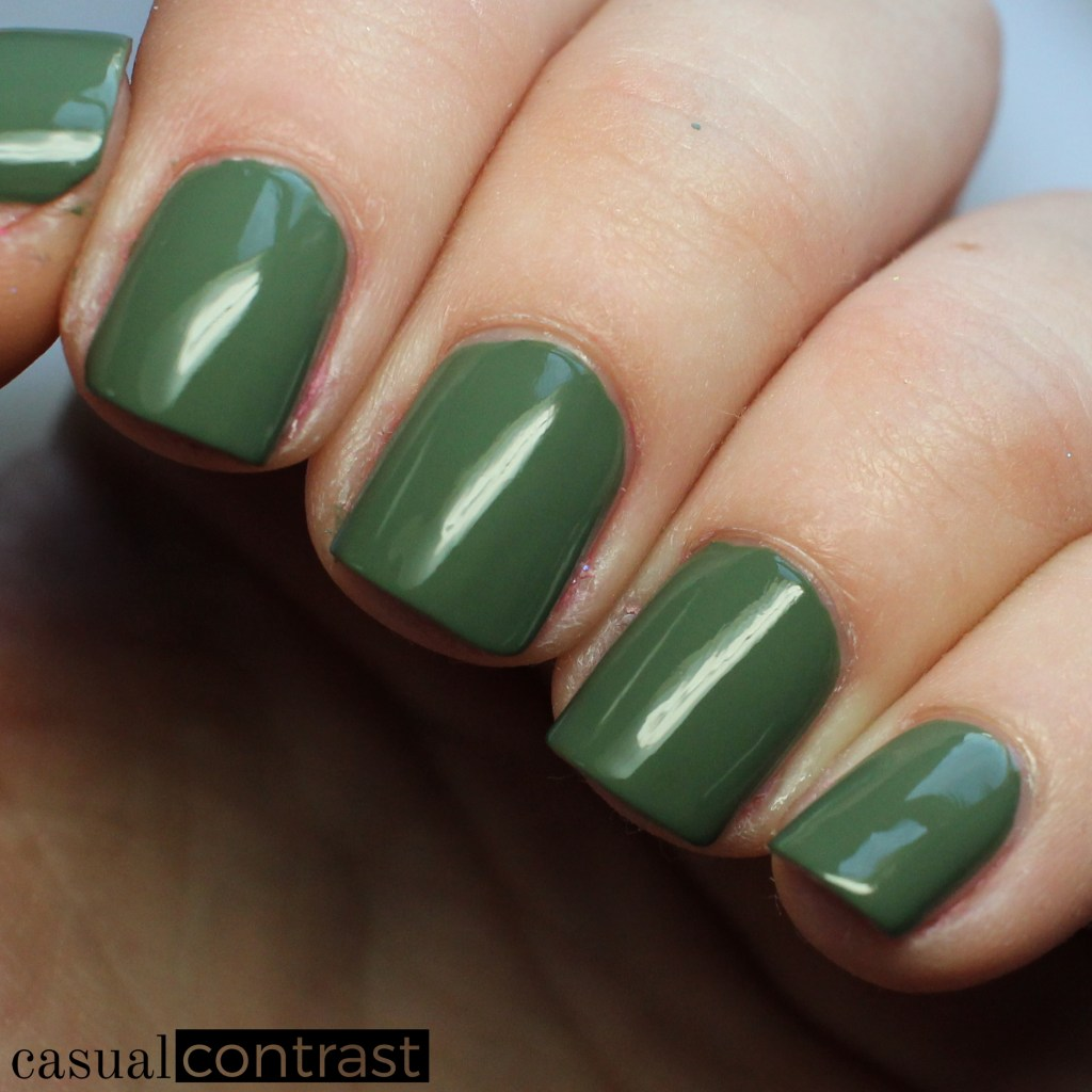 LVX Argonne from the LVX Spring Summer 2017 Nail Lacquer Collection • Casual Contrast
