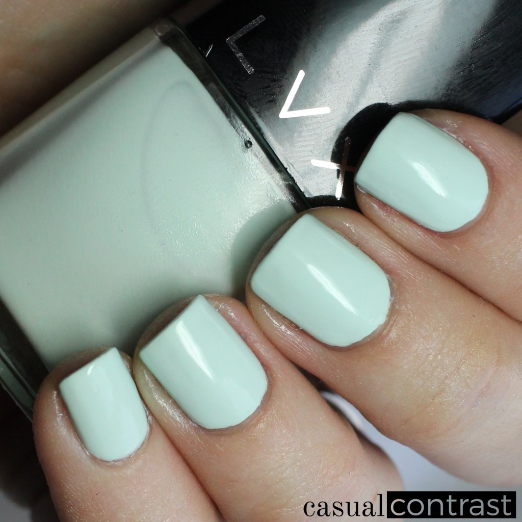 LVX Seychelle from the LVX Spring Summer 2017 Nail Lacquer Collection • Casual Contrast