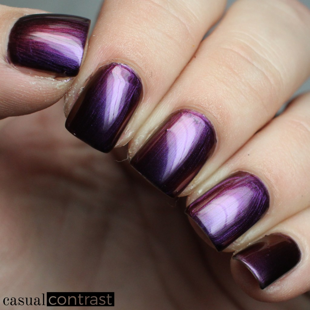 Paradox from the LeChat Perfect Match Metallux Collection: Swatches & Review • Casual Contrast