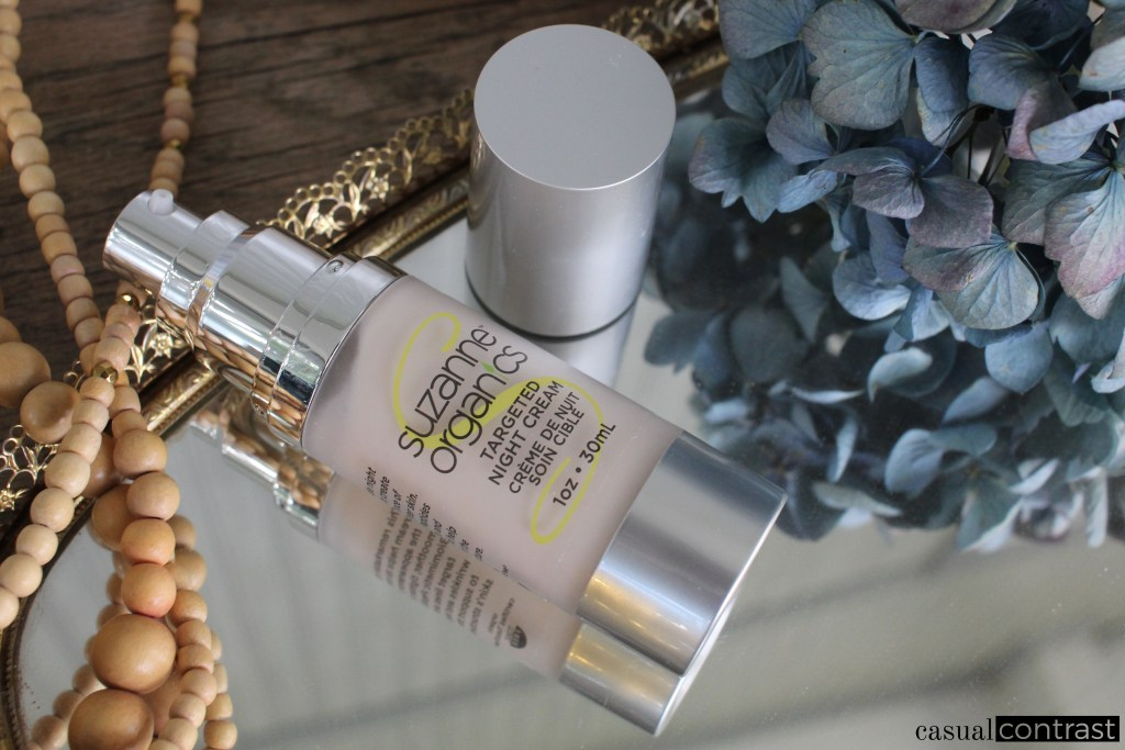 ToxicFree Skincare & Cosmetics with Suzanne Organics •Casual Contrast
