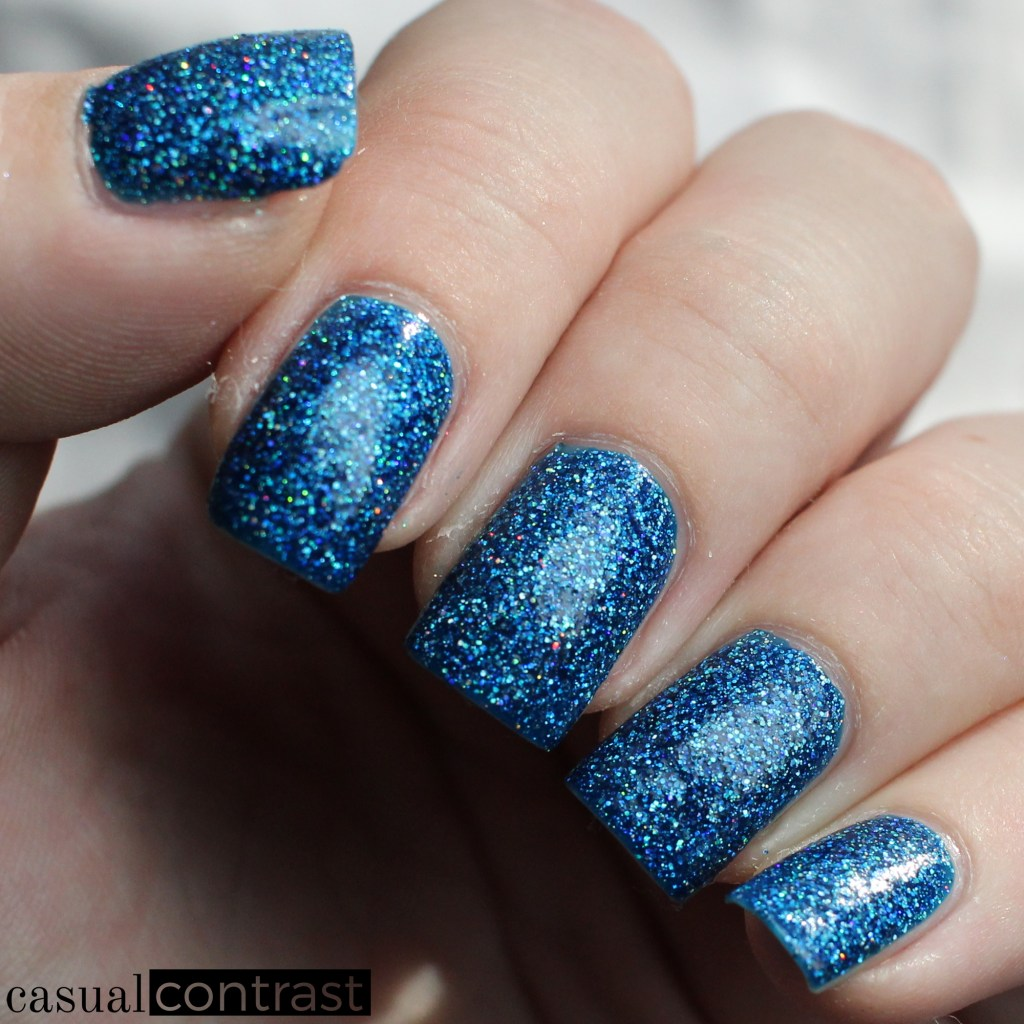 KBShimmer Jewels Of The Trade from the Holo-Day Collection 2017: Swatches & Review! •Casual Contrast