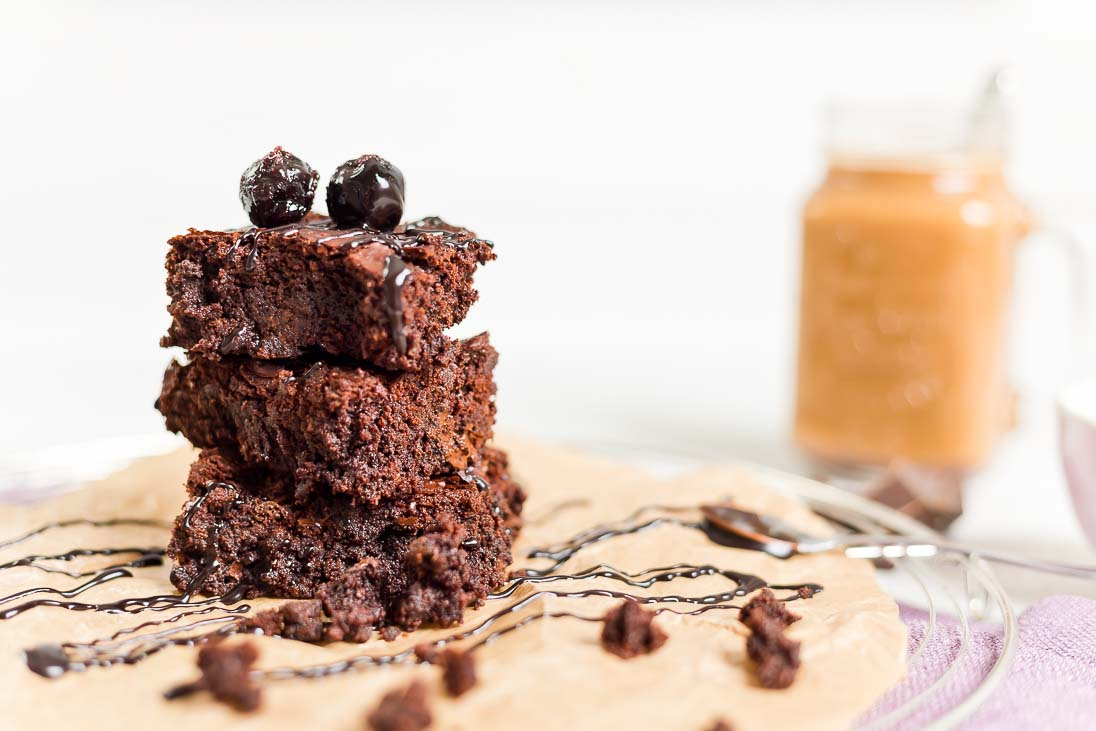 Brownies mit Nutella casual cooking österreichischer food blog