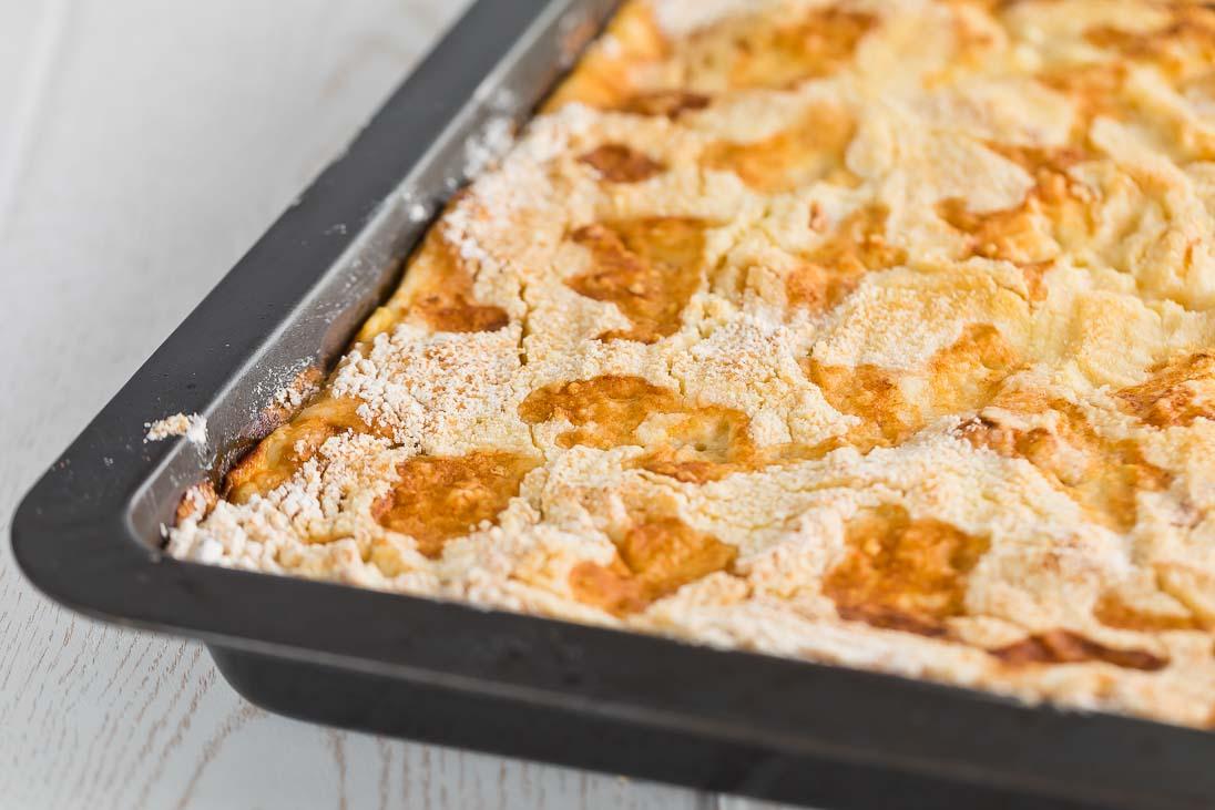 Topfenkuchen Nachspeise Kuchen casual cooking österreichischer food blog