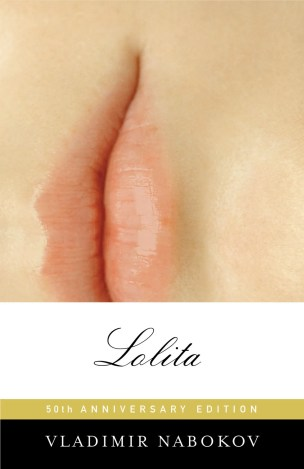 Lolita by Vladimir Nabokov; unused design by John Gall