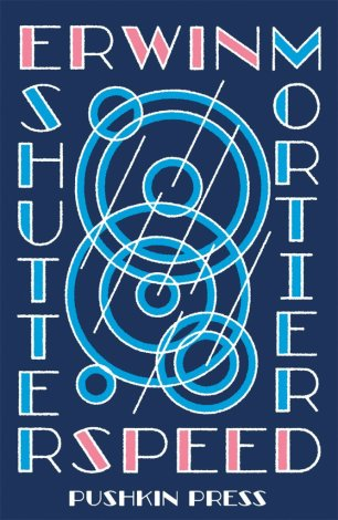 Shutterspeed by Erwin Mortier; design by David Pearson (Pushkin Press / 2014)