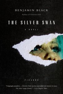 The Silver Swan by Benjamin Black; design by Keith Hayes (Picador February 2009)