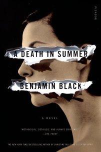 A Death in Summer by Benjamin Black; design by Keith Hayes (Picador March 2012)