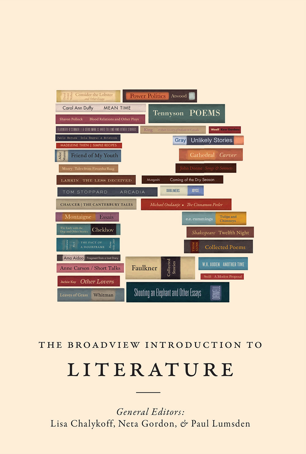 The Broadview Introduction To Literature; Series Design By Michel Vrana  (broadview August 2013)