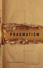 Pragmatism: A Reader by Louis Menand; design by John Gall (Vintage Books)