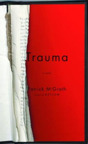 Trauma by Patrick McGrath; design by Peter Mendelsund (Knopf, April 2008)
