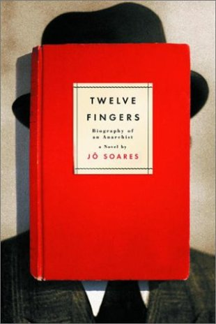 Twelve Fingers by Jo Soares; design by Evan Gaffney (Pantheon June 2001)