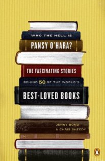 Who The Hell Is Pansy O'Hara? by Jenny Bond & Chris Sheedy; design by Heads of State (Penguin, July 2008)