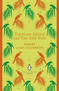 Treasure Island by Robert Louis-Stevenson; illustration by Coralie Bickford-Smith; series design by Coralie Bickford-Smith (Penguin)