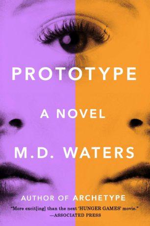 Prototype by M. D. Waters; design by Jaya Miceli (Plume / 2014)