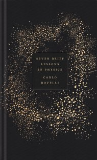 Seven Brief Lessons on Physics by Carlo Rovelli; design by Coralie Bickford-Smith (Allen Lane / September 2015)