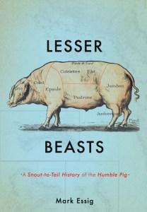 Lesser Beasts design Nicole Caputo