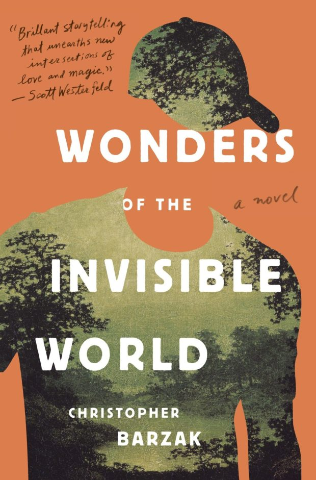 Wonders of the Invisible World design by Lynn Buckley