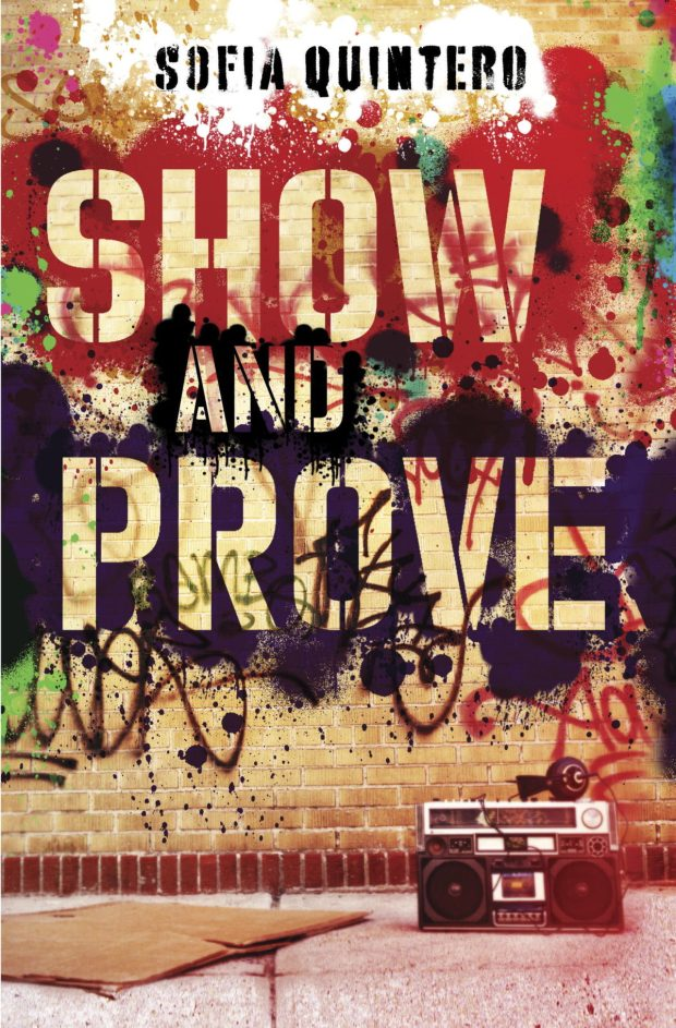 Show and Prove design by Christian Fuenfhausen
