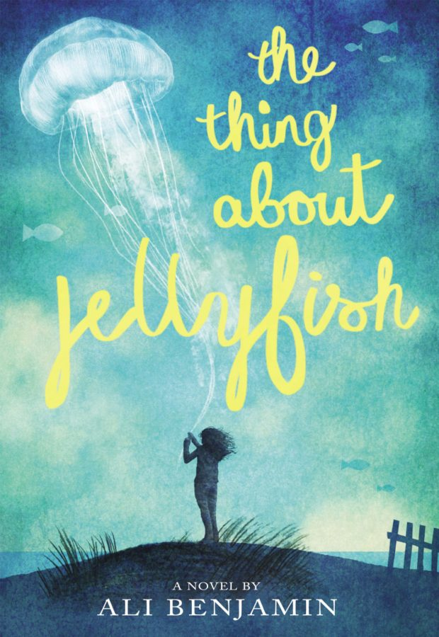 Thing About Jellyfish design Marcie Lawrence