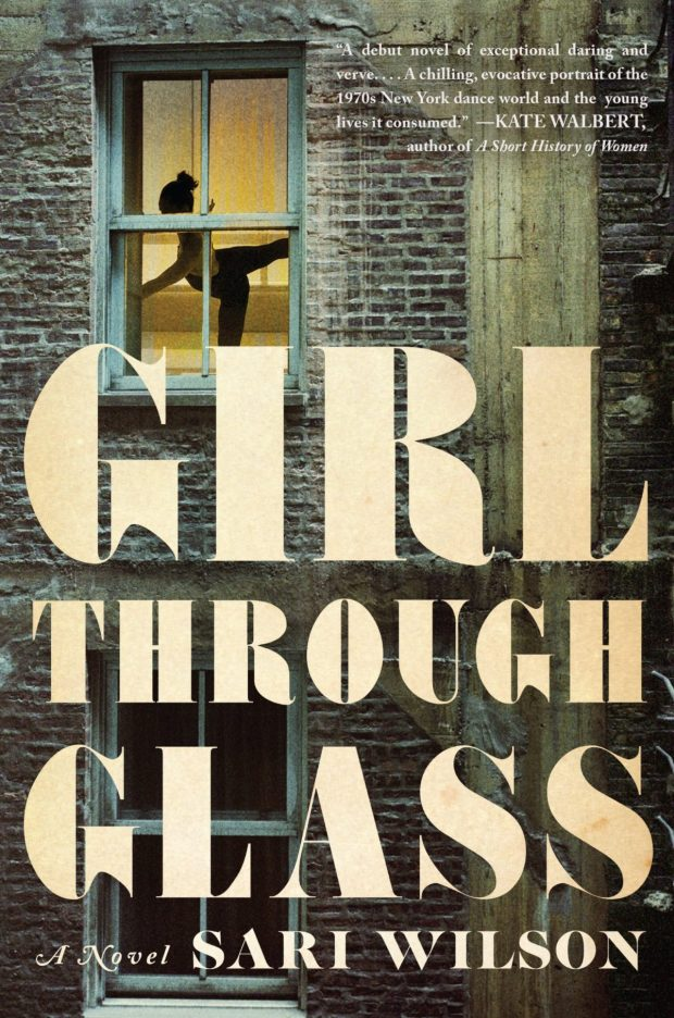 Girl Through Glass design Jaya Miceli