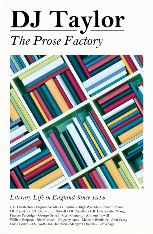 Prose Factory design James Paul Jones