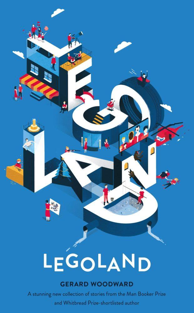 Legoland design by Justine Anweiler illo Axel Bizon