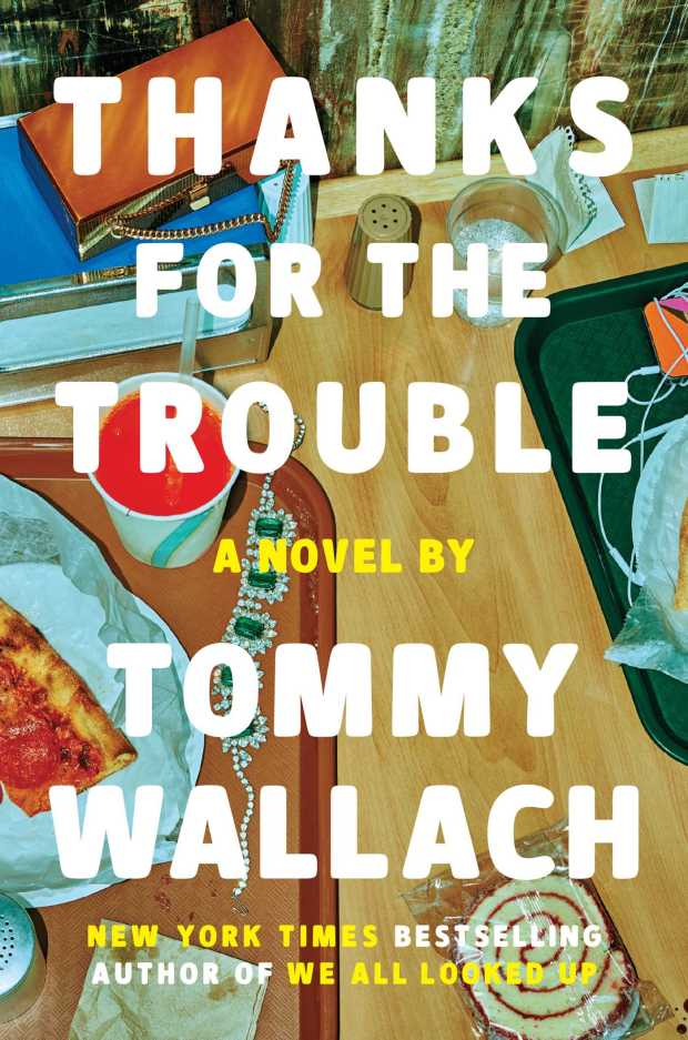 Thanks for the Trouble design by Lucy Ruth Cummins