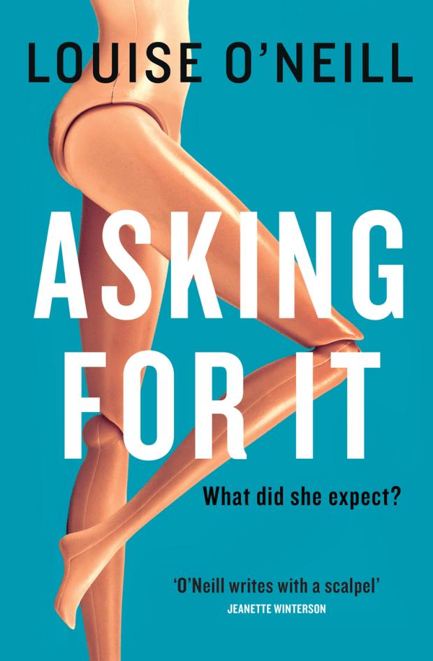 Asking For It design Kate Gaughran