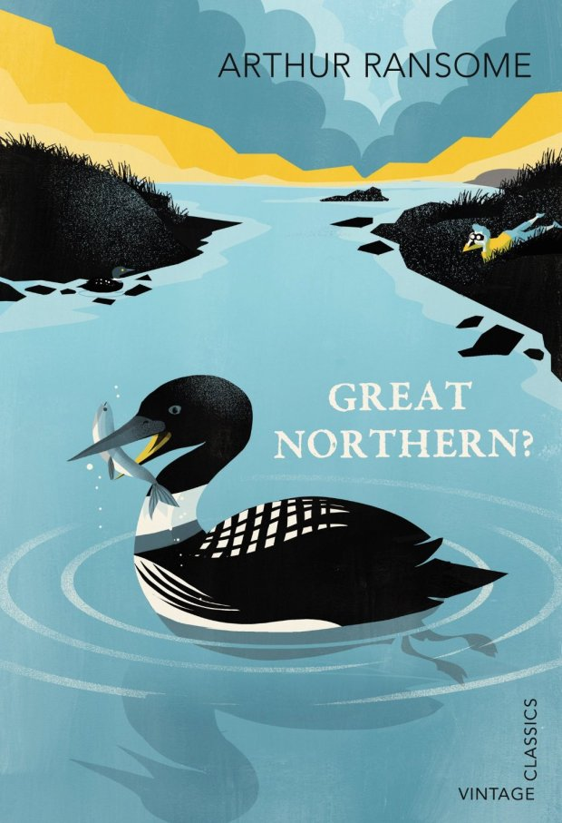 Great Northern design James Paul Jones