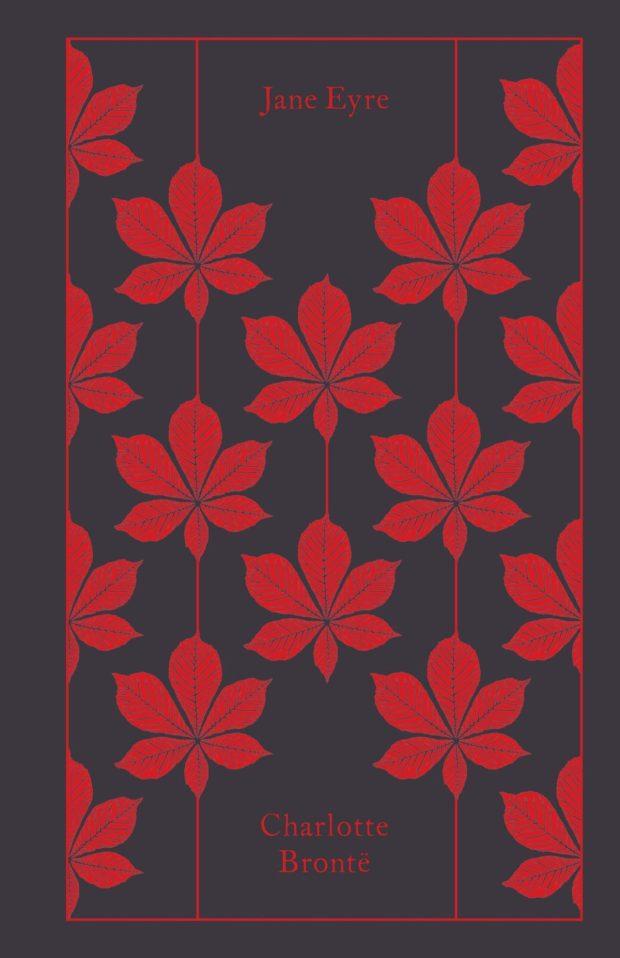 Jane Eyre Clothbound design Coralie Bickford Smith