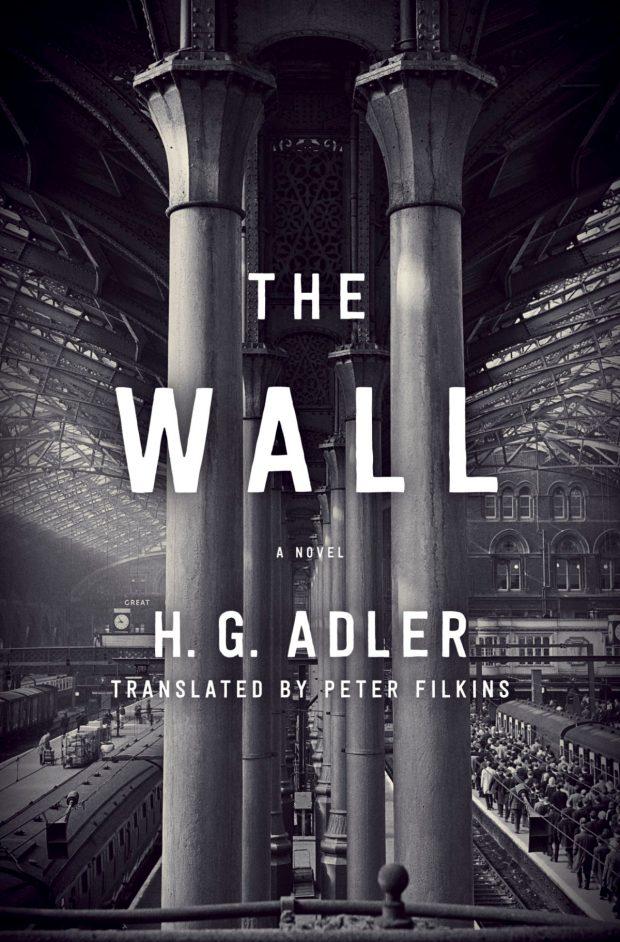 The Wall design Gabrielle Bordwin photograph John Gay