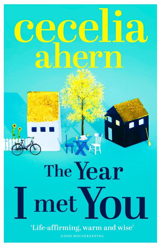 Year I Met You design Heike Schussler