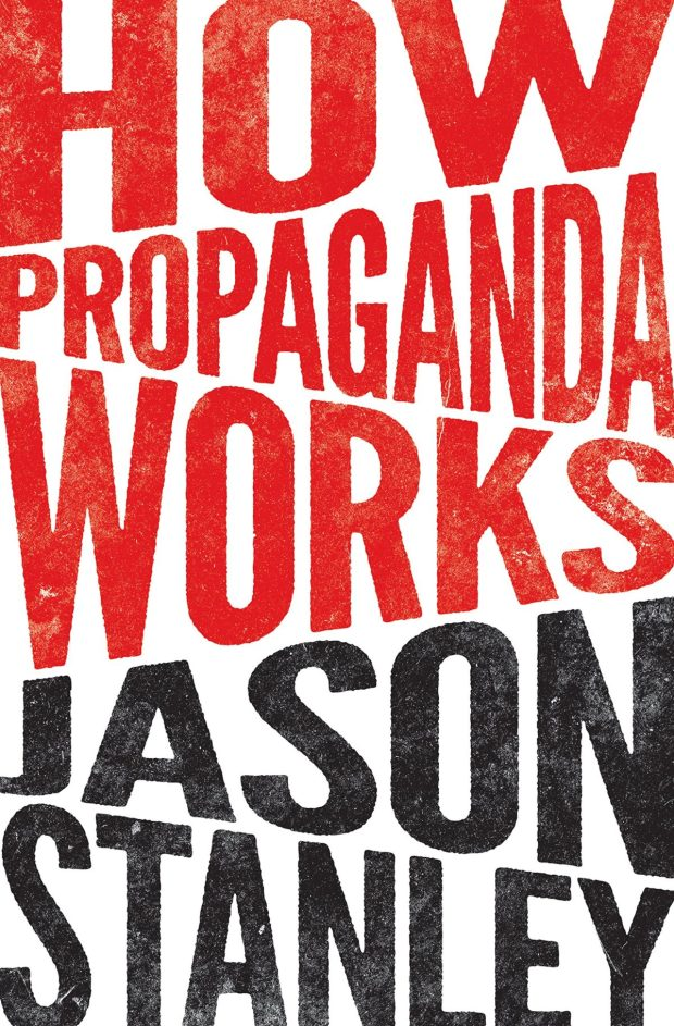 How Propaganda Works design Chris Ferrante