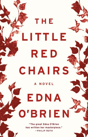 Little Red Chairs by Edna O'Brien; design by Keith Hayes (Little, Brown & Co. / April 2016)