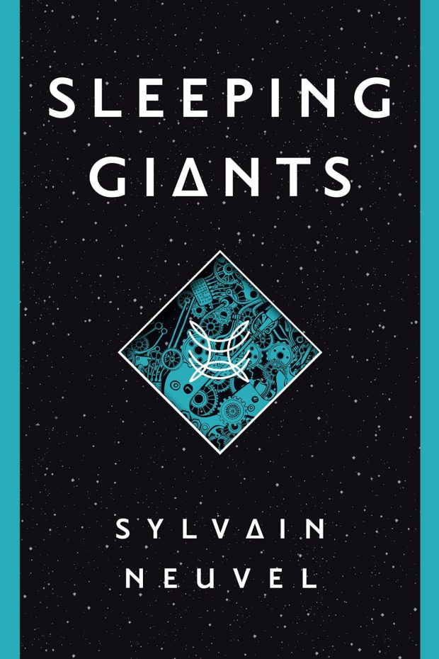 Sleeping Giants design Chas Brock