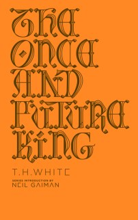 The Once and Future King design Alex Trochut