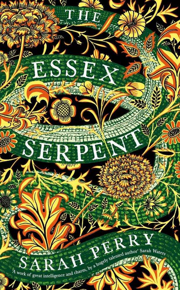 Essex Serpent design Peter Dyer
