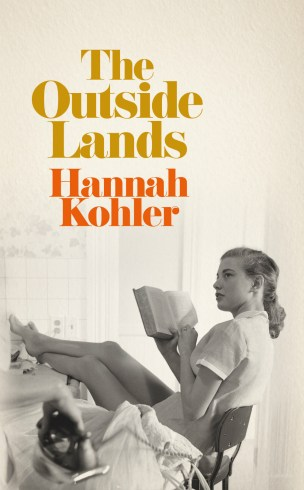 The Outside Lands by Hannah Kohler; design by Ami Smithson (Picador / May 2016)