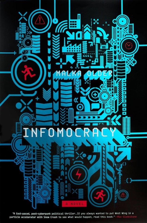 Infomocracy design Will Staehle