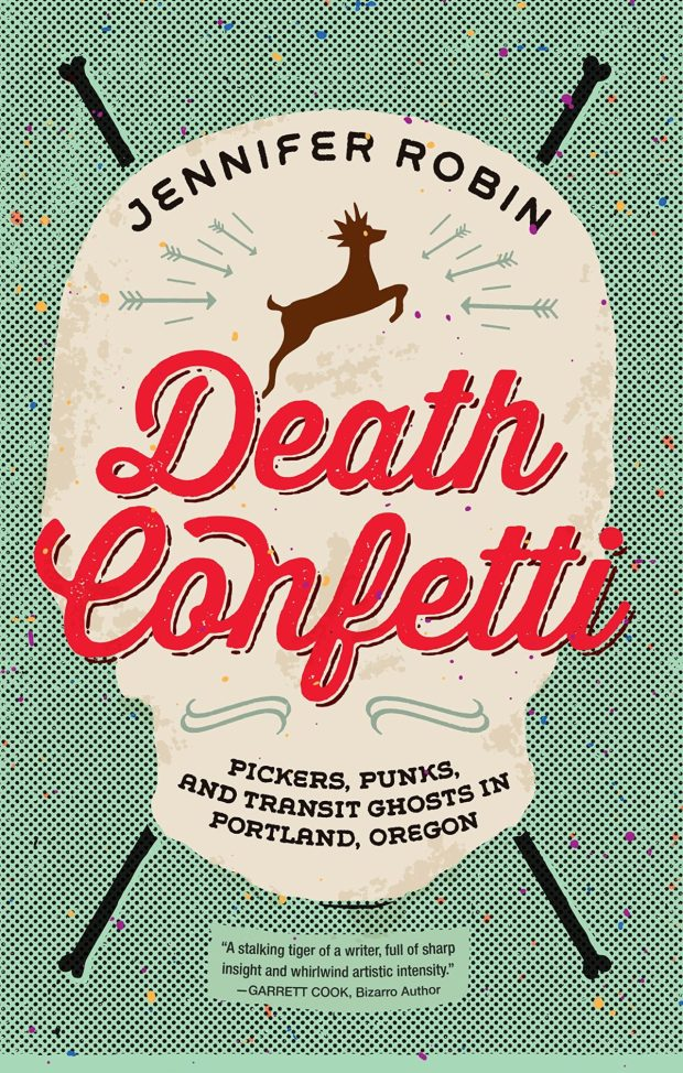 death confetti design Jacob Covey