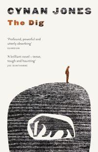 The Dig by Cynan Jones; design Jenny Grigg